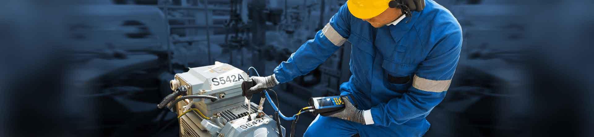 Predictive maintenance equipment